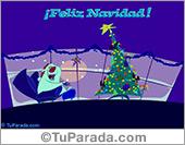 Humor de fin de año - Tarjetas postales: Saludo navideño con humor