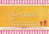 Name Grace