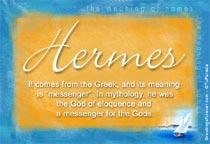Name Hermes