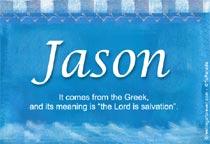 Name Jason