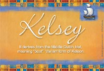 Name Kelsey