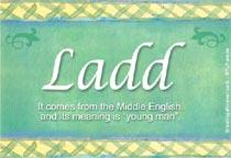 Name Ladd