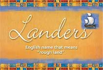 Name Landers
