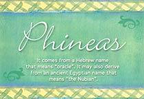 Name Phineas
