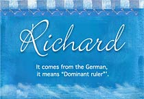 Name Richard