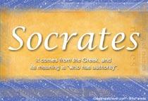Name Socrates