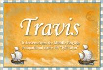 Name Travis