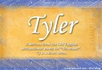 Name Tyler
