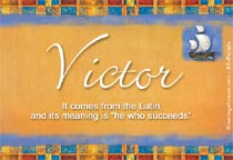 Name Victor