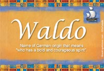 Name Waldo