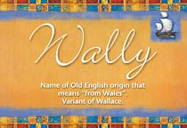 Name Wally