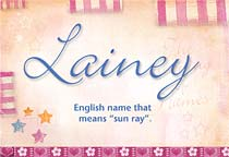 Name Lainey