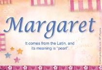 Name Margaret