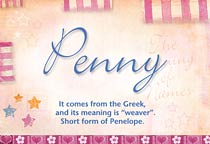 Name Penny