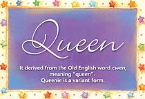 Name Queen