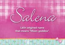 Name Salena
