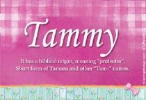 Name Tammy