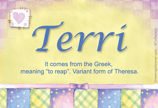 terri name meaning terri name origin name terri