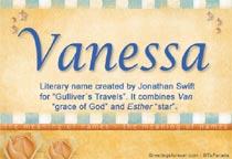 Name Vanessa