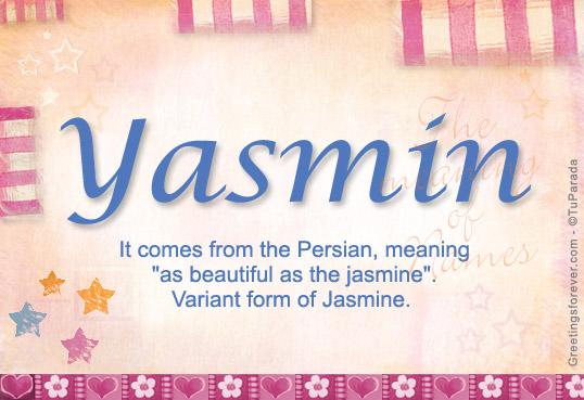 yasmin name - photo #5