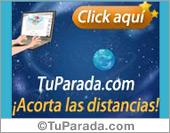 Tarjetas postales: TuParada.com acorta las distancias