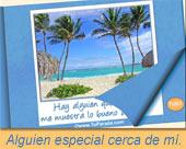 Tarjetas postales: Alguien especial cerca de mí