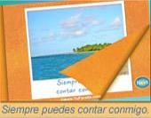 Tarjetas postales: Siempre puedes contar conmigo