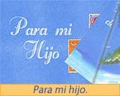 Hijos - Tarjetas postales: Para mi hijo
