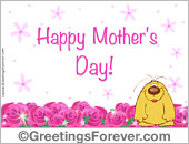 Ecards: Happy Mothers Day ecard