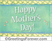 Mother's Day ecard
