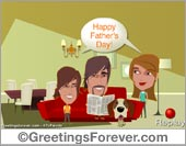 Ecards: Happy fathers day