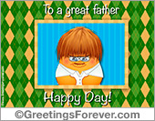 Ecard for a great father