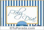 Tarjetas postales: ¡Feliz Día!