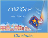 Christmas e-books ecard