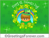 St. Patricks Day ecard