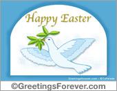 Easter ecard