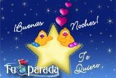 Greeting ecards: Good night