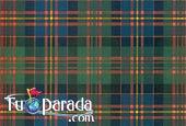 Greeting ecards: New Scottish pattern