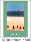 Tarjetas postales: Brasil, Rio de Janeiro
