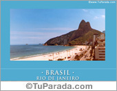 Tarjetas postales: Foto de Río de Janeiro - Brasil