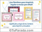 Tarjetas postales: ¡Nuevos Diseños con tu Nombre!