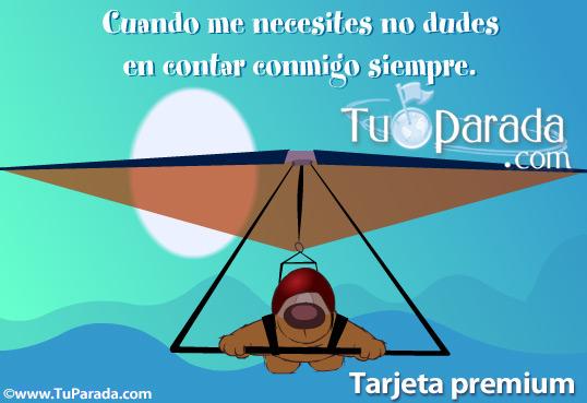 Tarjeta - Cuenta conmigo...