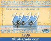 Tarjeta de 1999