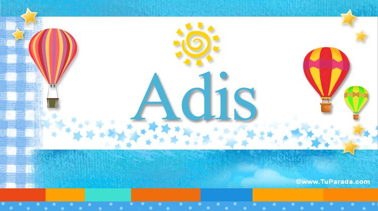 Adis, imagen de Adis