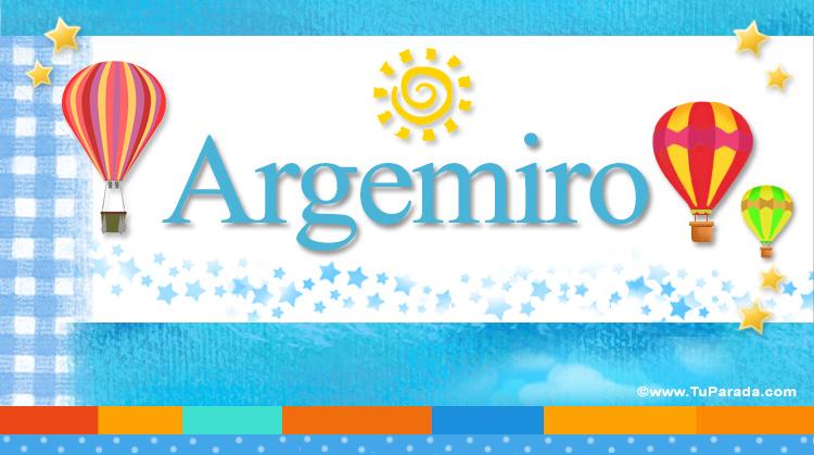 Argemiro, imagen de Argemiro