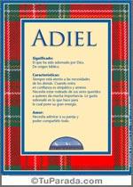 Adiel