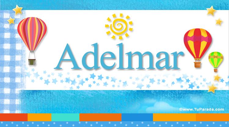 Adelmar, imagen de Adelmar