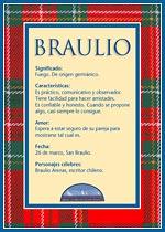 Nombre Braulio