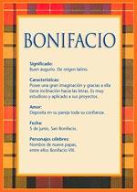 Nombre Bonifacio