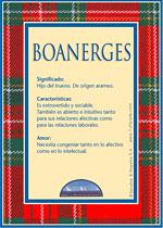 Origen y significado de Boanerges